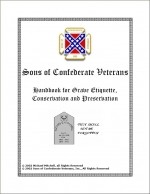 Sons of Confederate Veterans Preservation Guide